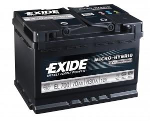 EXIDE_Micro-hybrid_ECM_EL700