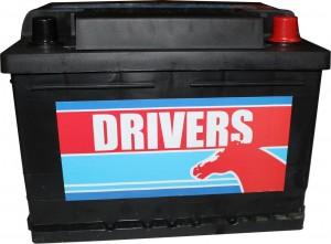 Bateria Drivers D55-450A